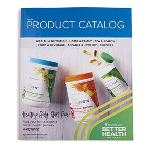 Picture of Youngevity Product Catalog Single
